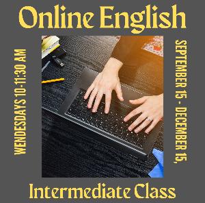 Intermediate Virtual English Class