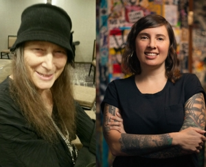 Monday Poets: Marion Cohen & Gina Myers