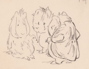 Introduction to the Free Library's Beatrix Potter Collection: A Virtual Event.