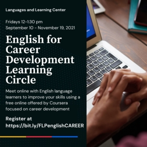 English for Career Development Learning Circle