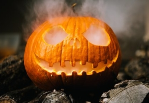 It's Halloween All Month:  Time for a Party