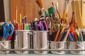 Art & Writing Kits for Teens (pick up)