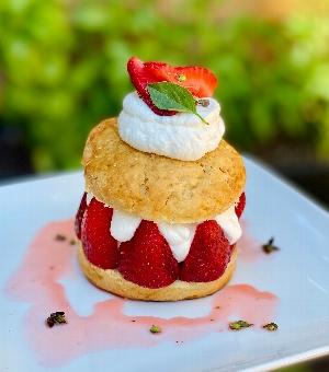 Baking Better: Strawberry Shortcake!
