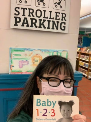 Virtual Baby Storytime with Miss Mary
