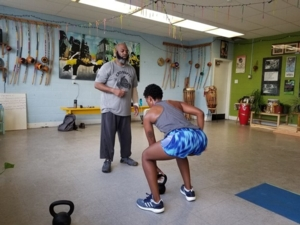 FIT for ALL with Overbrook Park Library