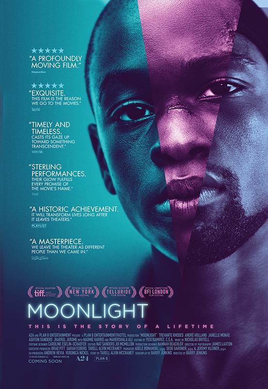 Moonlight: Screening &  Conversation
