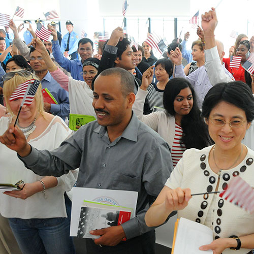 Image for Immigration Resources Fair | New Americans