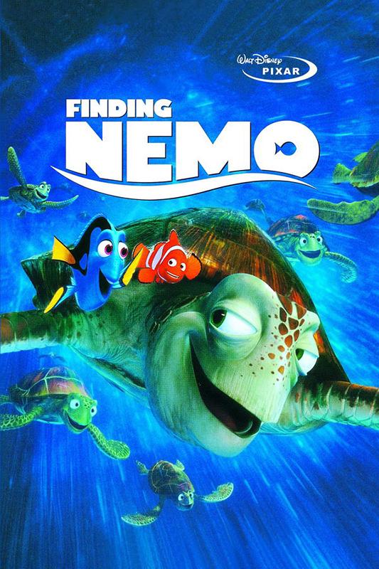 Image for Movie Mondays: Finding Nemo