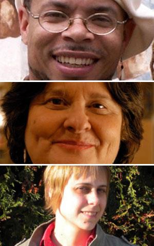 Image for Monday Poets / Lamont Dixon, Nina Schafer & Autumn McClintock