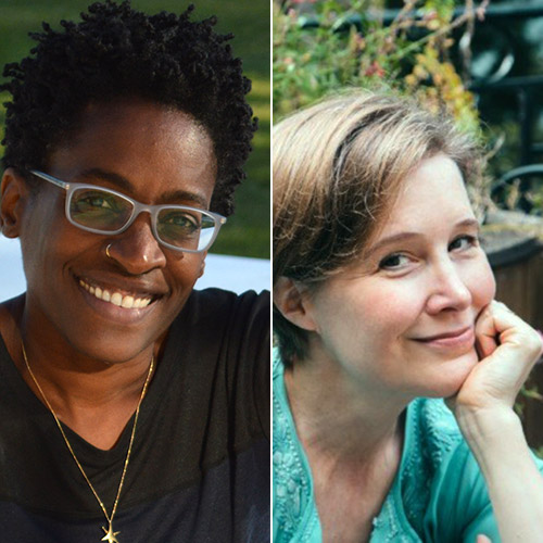 Ann Patchett with Jacqueline Woodson