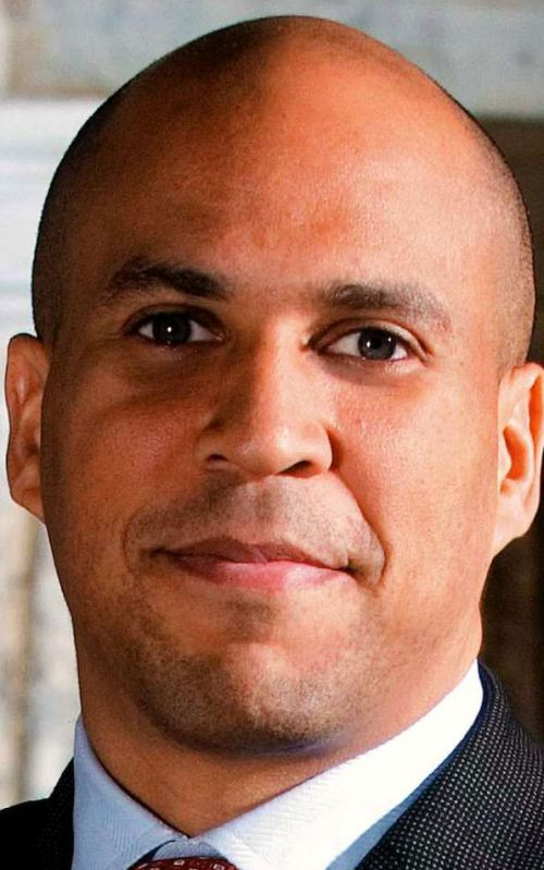 Cory Booker | <i>United: Thoughts on Finding Common Ground and Advancing the Common Good</i>