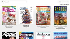 RBdigital Magazines (formerly Zinio)