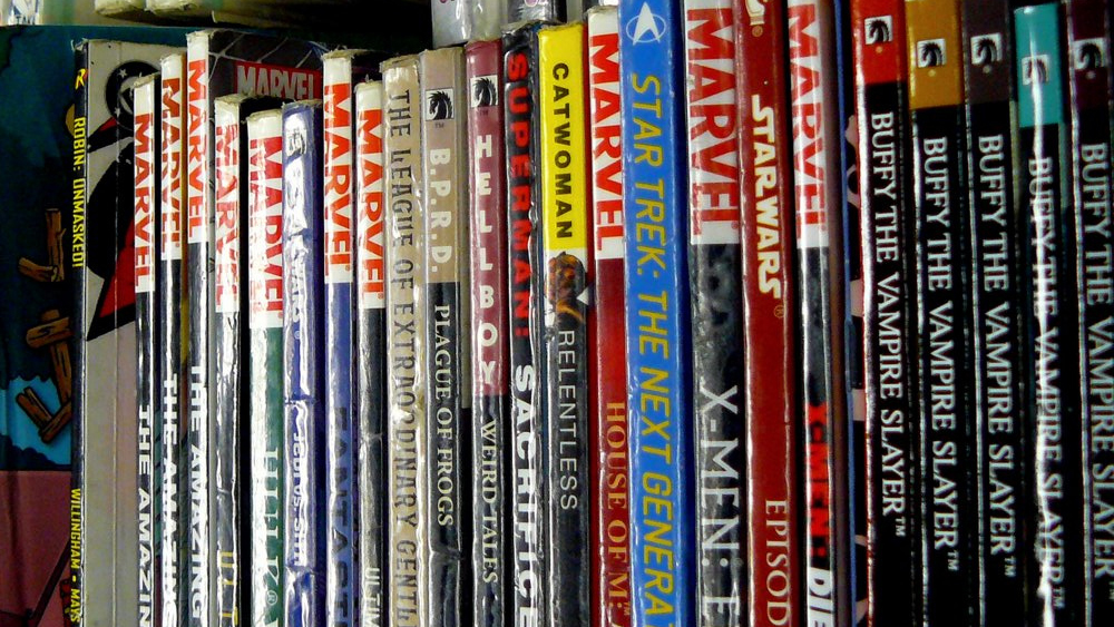 Graphic Novels Free Library