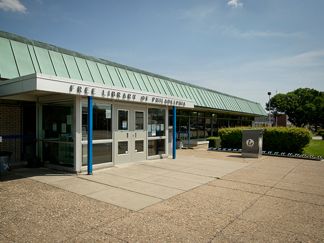 Photo of Bustleton Library