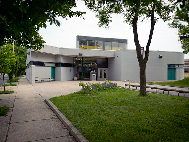 Photo of Eastwick Library