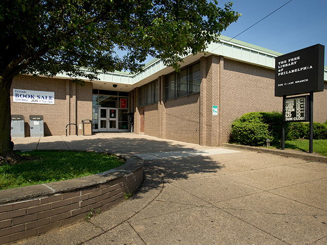 Photo of Fox Chase Library