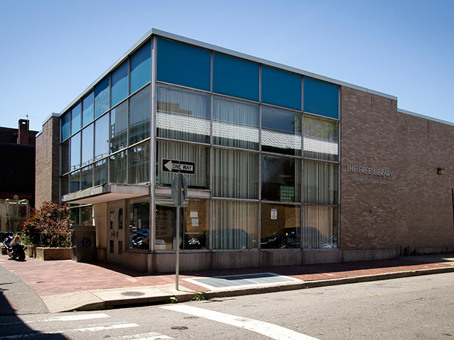 Photo of Frankford Library