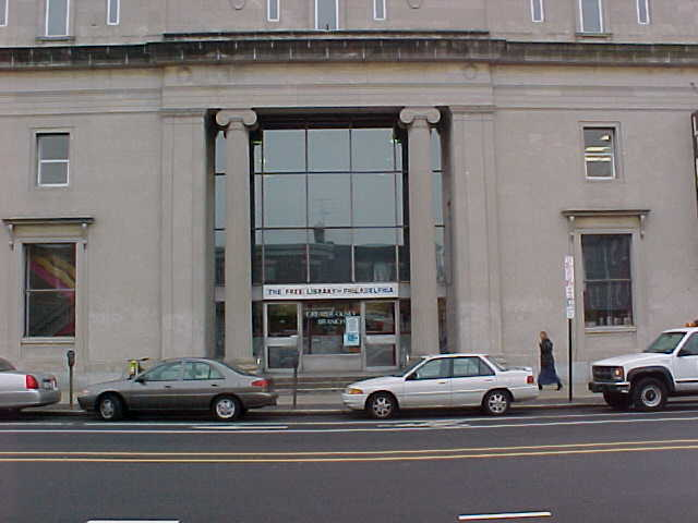 Photo of Greater Olney Library