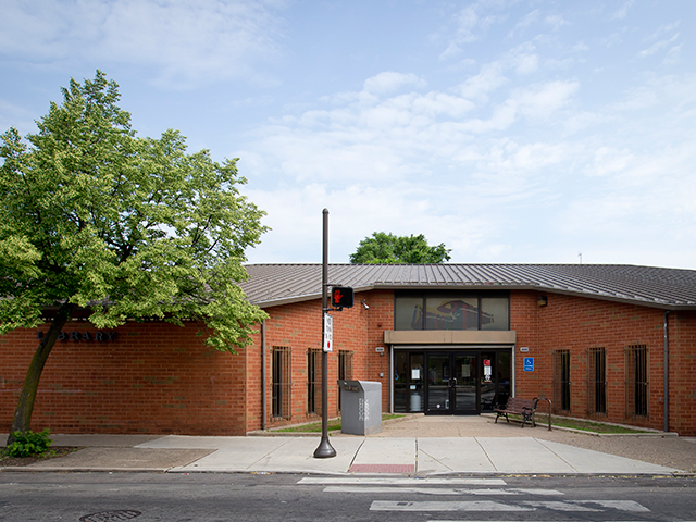 Photo of Haverford Library