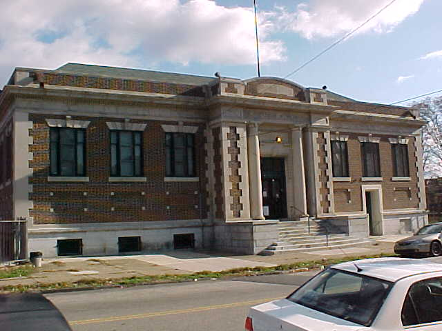 Photo of Kingsessing Library
