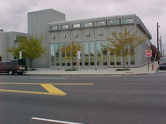 Photo of Northeast Regional Library