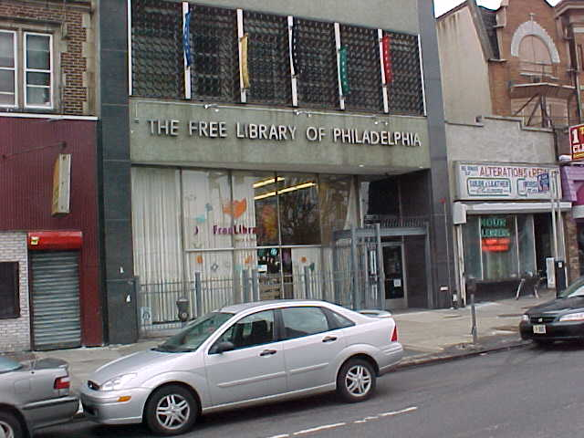 Photo of Nicetown-Tioga Library