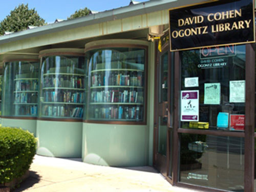 David Cohen Ogontz Library