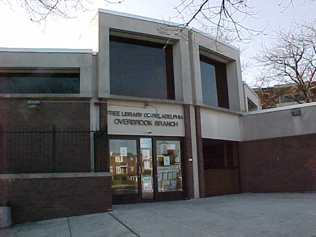 Photo of Overbrook Park Library