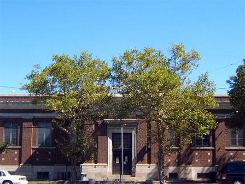 Photo of Paschalville Library