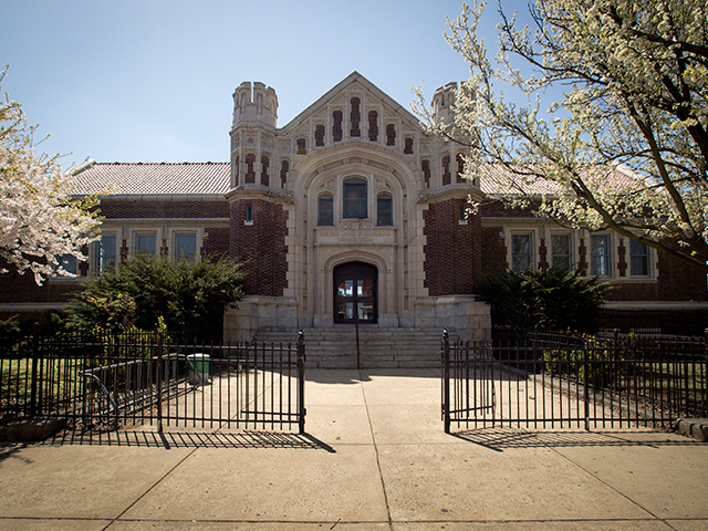 Photo of Richmond Library