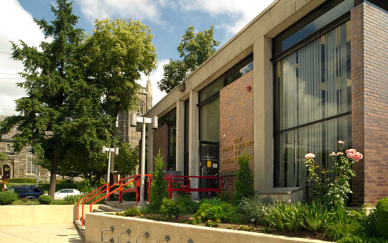 Photo of Roxborough Library