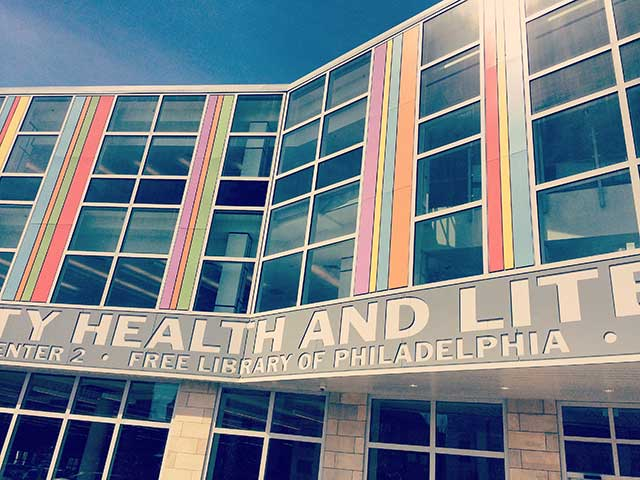Photo of South Philadelphia Library