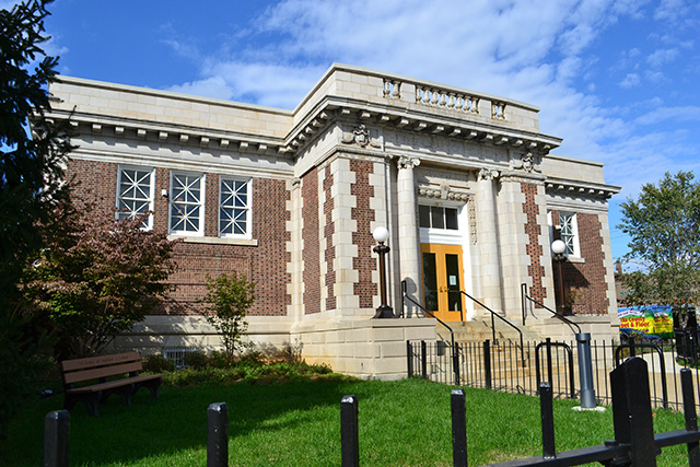 Photo of Tacony Library