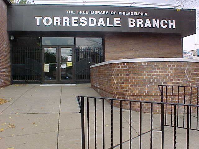 Photo of Torresdale Library