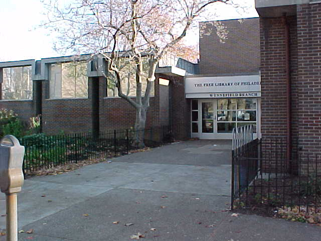 Photo of Wynnefield Library