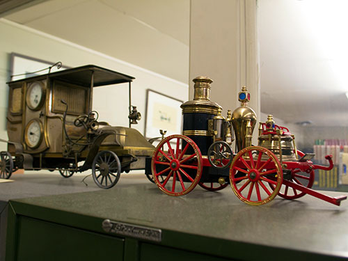 Photo of Automobile Reference Collection