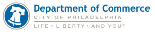City of Philadelphia, Department of Commerce logo