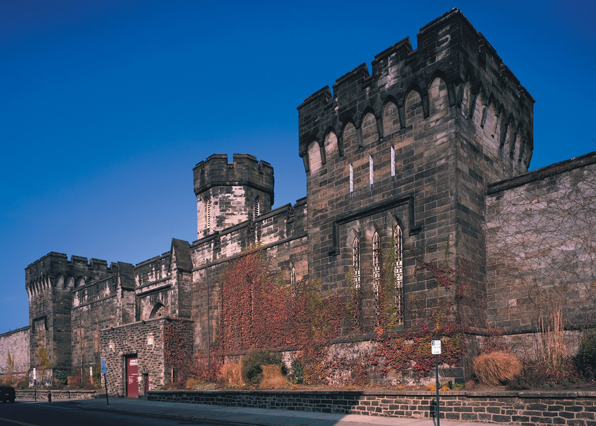 Eastern State Penitentiary Historic Site