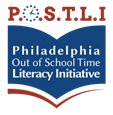 Philadelphia Out-of-School Time Literacy Initiative (POSTLI) Logo