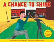 A Chance to Shine - book cover