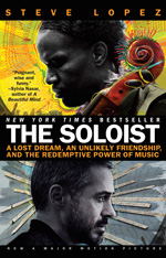 The Soloist - book cover