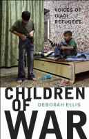 Children of War - book cover