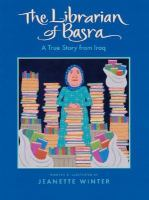 The Librarian of Basra - book cover