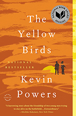 The Yellow Birds - bookcover