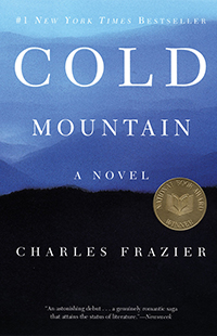 Book Cover - Cold Mountain by Charles Frazier