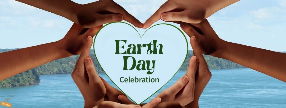 Join Earth Day Celebration, a new, virtual mini-challenge running April 19 - May 16