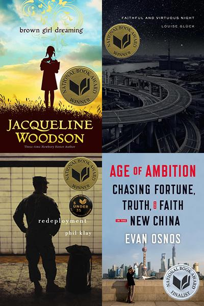 2014 National Book Award Winners