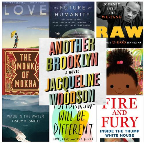Spring 2018 Author Events Preview