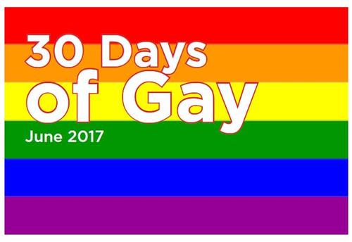 30 Days of Gay