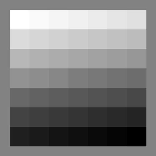 Fifty Shades of #NoShameNovember - public domain image from Wikimedia Commons